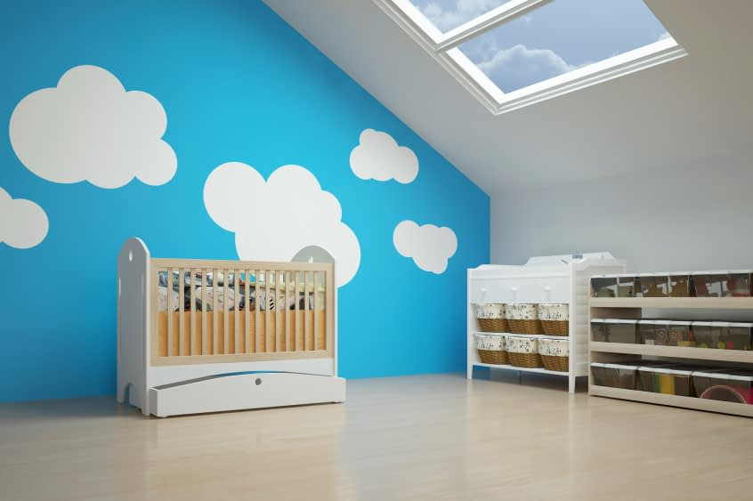 Childrens Bedroom Ceilings