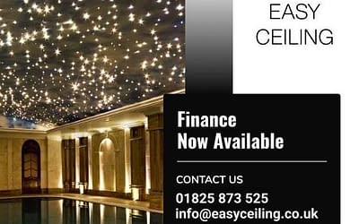 Finance your Stretch Ceiling with Kanda