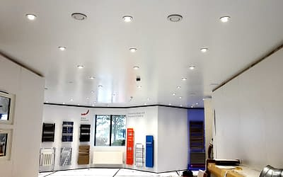 How to Install a Stretch Ceiling in 10 Easy Steps